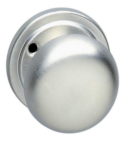 URFIC 293-435-05 - Pomello per mortasa in nickel satinato