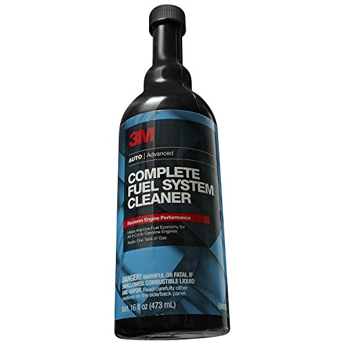 3M Complete Fuel System Cleaner, 08813, 16 fl. oz.