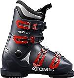 Atomic HAWX Jr 3 Ski Boots Kids Sz 5/5.5 (23/23.5) Dark Blue/Red