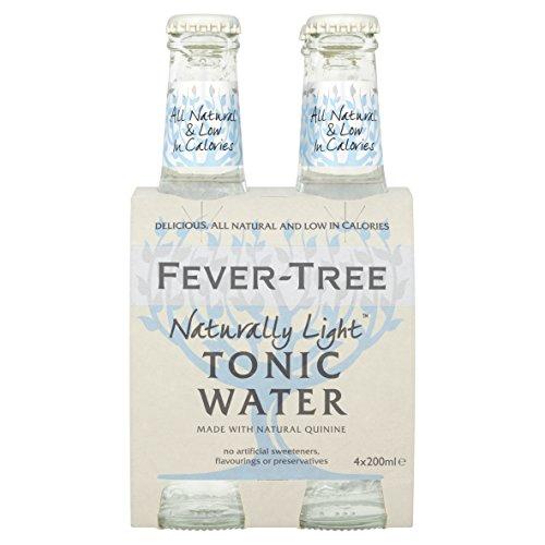 Fever-Tree Refreshingly Light Tonic Water 24 x 200ml