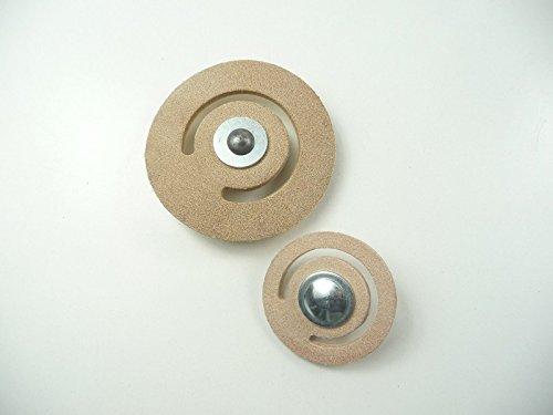 fuxus original Ventilsatz für Hydraulischer Widder, Wasserwidder aus Leder