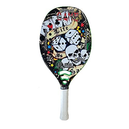 Ace Beach Tennis Racchetta Beach Tennis Racket Game