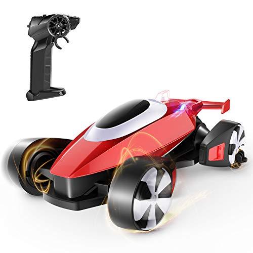 RC Ferngesteuertes Auto Drift RC Rennauto A/B Dual Fahrmodus 5-Kanal 360° Rotating 2,4 GHz Stunt Car Fahrzeuge 30 Minuten 18KM/H Driftfunktion Rennwagen Funksteuerung für Erwachsene Jungen Kinder