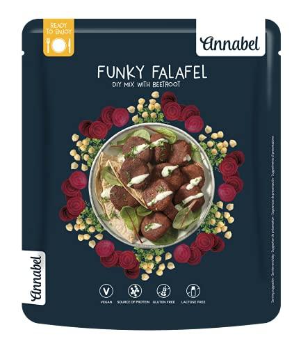 Annabel - Funky Falafel - Mix per falafel, con barbabietola