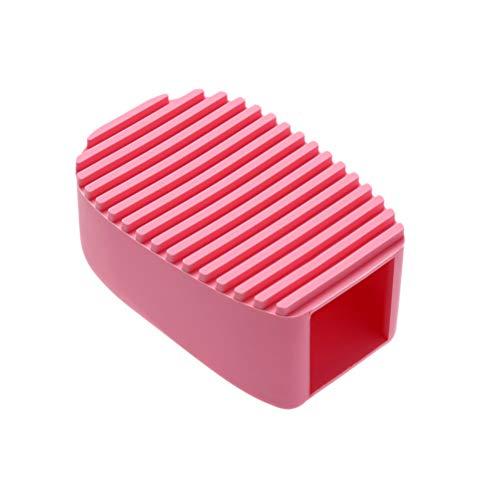 TOPBATHY Tabla Lavar Mano Cepillo Lavandería Silicona