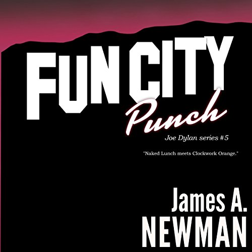 Fun City Punch audiobook cover art