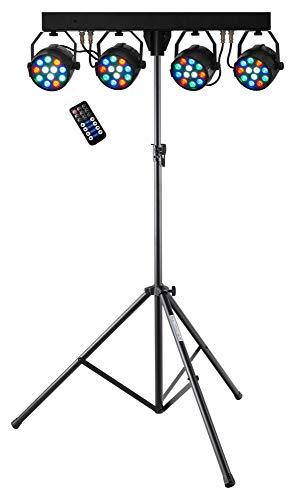Eurolite LED KLS PARty Kompakt-Lichtset mit Stativ