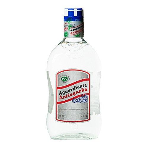 Aguardiente Antioqueño - Bebida espirituosa anisada - 700 ml
