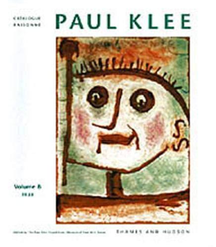 Paul Klee Catalogue Raisonne, 1939