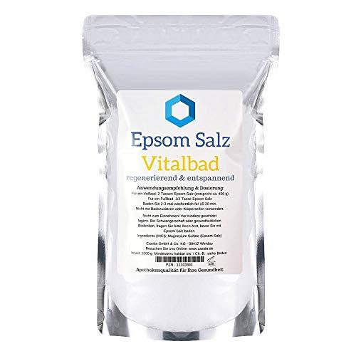 Epsom Salz Vitalbad