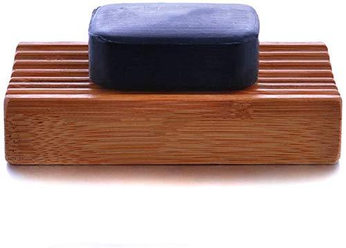 Praktische Zeep Mand Natuurlijke Bamboe Handgemaakte Zeep Box Creatieve Zeep Rack Badkamer dienbladen Hotel Badkamer Zeep Schaal Badkamer Accessoires
