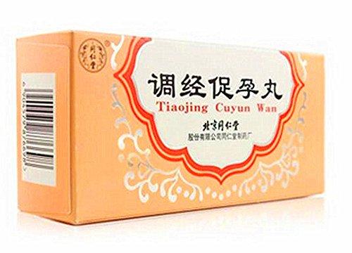 Tong Ren Tang Tiao Jing Cu Yun Wan Tiaojing Cuyun Promote Pregnancy Pack of 3