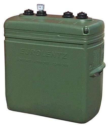 SOTRALENTZ Depósito Gasoil 700 litros Doble Pared + Kit Instalación Caldera
