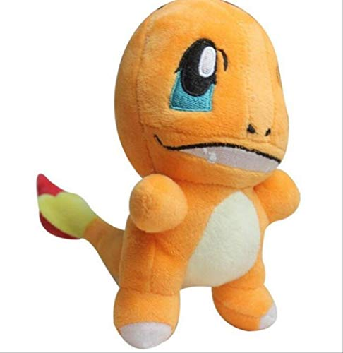 Hope Peluche Peluche Pikachu Snorlax Charmander Mewtwo Dragonite Lindamuñecas Rellenas Suaves para Niños 18cm 5