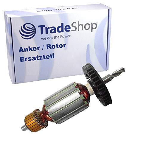 Anker Rotor mit Lüfter für Bosch Schlagbohrmaschine PSB400, PSB400-2 - 2604011007 / Ersatz Rotor zum Austausch
