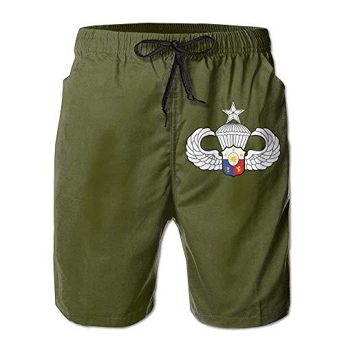 saletopk Insignia de Paracaidista del ejército Cordones de natación Botas de baño de Secado rápido para Hombres