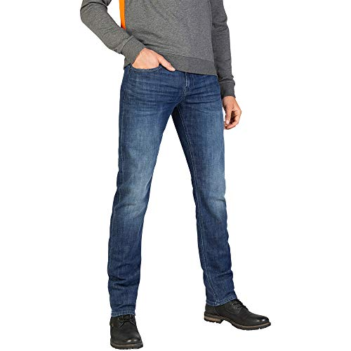 PME Legend Herren Jeans Airliner Used Light Blue, Größe:W34 L32