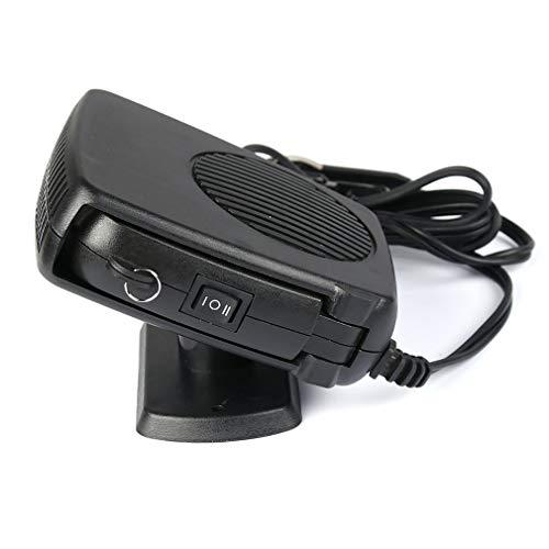 YxnGu 1. 2V 24V 200W. Autoheizung elektrischer Heizungsglas Abtauen Defog Heizmaschine for Rv, Wohnmobilanhänger, LKWs, Boote (Type : 24V)
