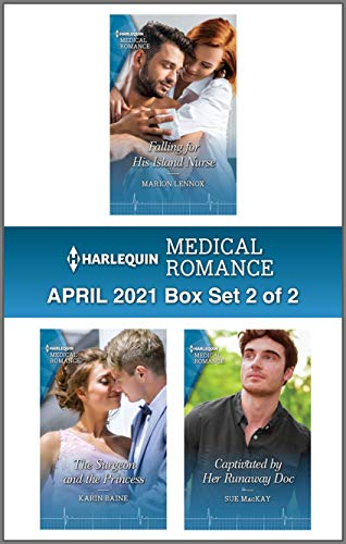 Harlequin Medical Romance April 2021 - Box Set 2 of 2 (English Edition)