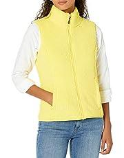 Amazon Essentials Polar Fleece Lined Sherpa Vest - fleece-outerwear-vests Mujer