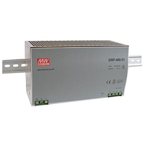 MeanWell DRP-480-48 480W 48V 10A Hutschienen Netzteil DIN-RAIL