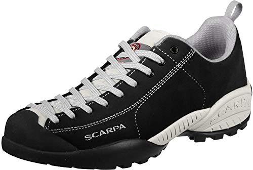 Scarpa Mojito Casual Shoe, Zapatillas Deportivas. Hombre, Negro, 47.5/48 EU