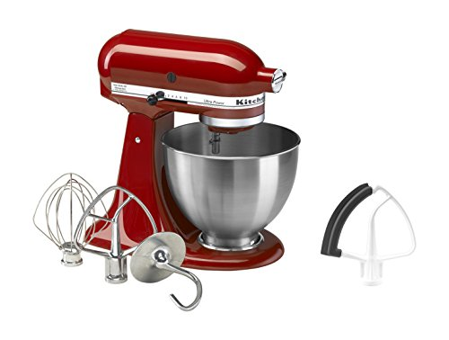 KitchenAid Ultra Power Series 4.5-Quart Tilt-Head Stand Mixer with Bonus Flex Edge Beater