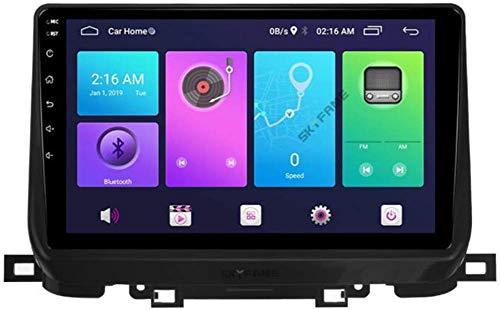 Android 10.0 Autoradio Stereo 9 Pollici per Kia Sportage 2018 2019 Touch Screen Navigazione GPS Bluetooth USB WiFi SWC Player