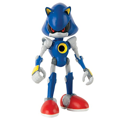Sonic The Hedgehog - Boom, Figura articulada de Metal, 3
