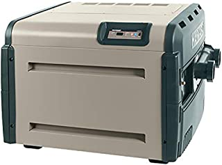 Hayward W3H150FDN Universal H-Series 150,000 BTU Pool and Spa Heater, Natural Gas