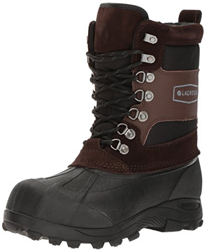 LaCrosse Men's Outpost II 11 Inch Pac Boot, Brown, 7 M US