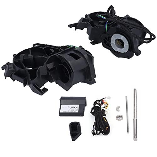 Caja de Control del Espejo Plegable eléctrico, decodificación incorporada Espejo retrovisor Soporte del Motor eléctrico Conveniente Fácil de Instalar Rápido para Espejo retrovisor para
