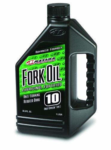 Maxima 55901 10WT Standard Hydraulic Fork Oil - 1...