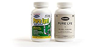 Pure Lye Drain Opener 1 Lb 2-Pack