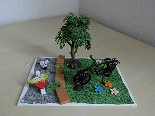 Geschenk für ein neues Fahrrad Bike - Geldgeschenk