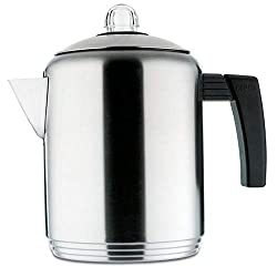Stainless Steel Stovetop Percolator