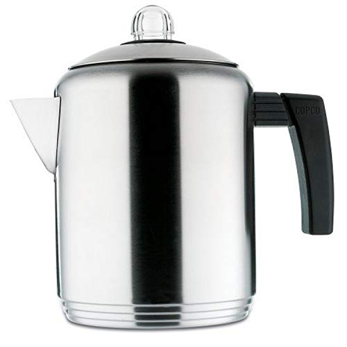 cafetera 9 tazas cristal fabricante Wilton