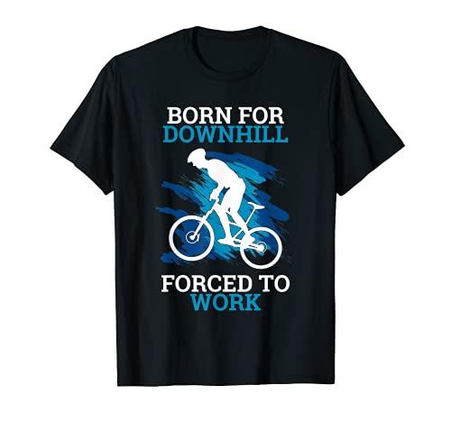 Bicicleta de bicicleta de montaña descenso Camiseta