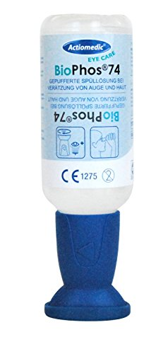250 ml Eye Wash Up Fles Actiom Edic tegen Chemische producten Verätzungen