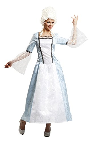 My Other Me Me - Disfraz versallesca para mujer, M-L (Viving Costumes 203427)