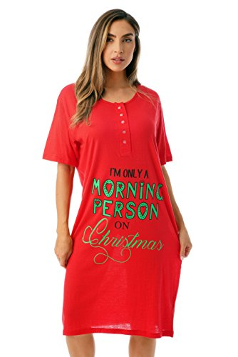 Just Love Short Sleeve Nightgown Sleep Dress for Women Sleepwear 4361-197-S