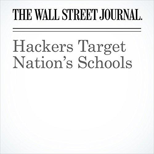Hackers Target Nation's Schools copertina