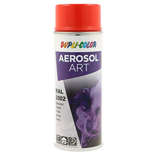 Duplicolor 732935 Aerosol Art RAL 2002 Brillant 400ml