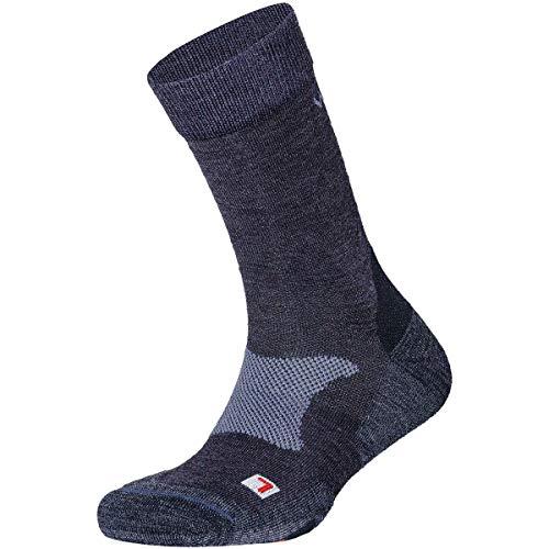 Wapiti ZS02 Socke, anthrazit, 42-44