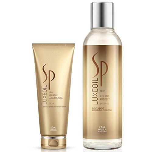 Wella SP Luxe Oil Shampoo 200ml & Balsamo 200ml
