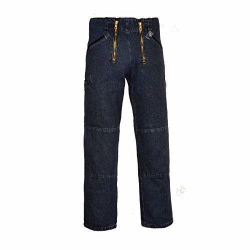 Eiko 4600 Jeans - Zunfthose normale Fußweite Gr.54