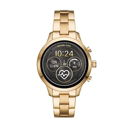 La mejor selección de Reloj Michael Kors Hombre Dorado del mes. 6
