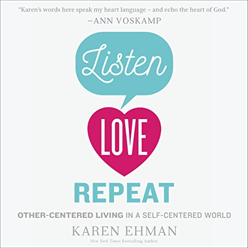 Listen, Love, Repeat audiobook cover art