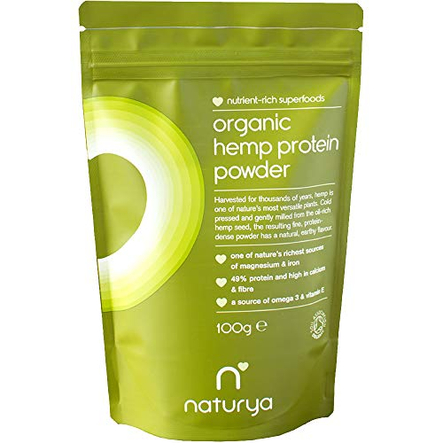Hemp Protein Powder, 100 g