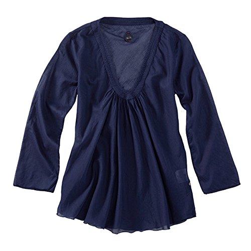 Nolita Bluse - Minus 34 blau